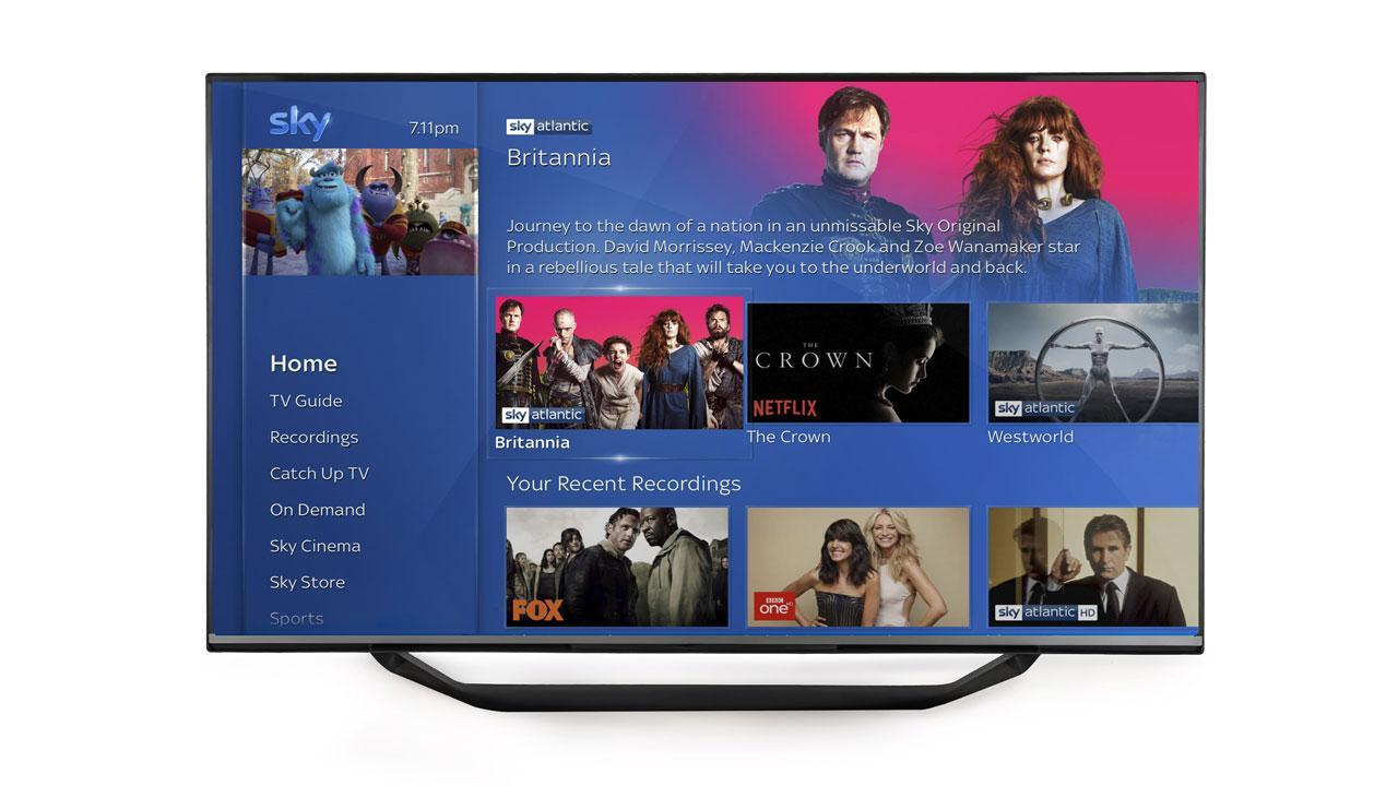Get Netflix on Sky Q with Ultimate On Demand Package